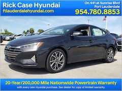 New 2020 Hyundai Elantra Limited Sedan 5NPD84LF5LH616396 HLH616396 Fort Lauderdale