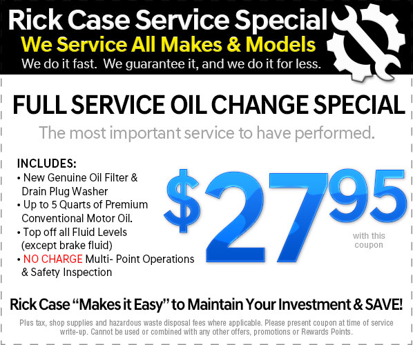 Full Service Conventional ...