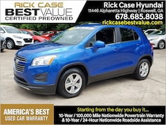 2016 Chevrolet Trax LT SUV Roswell