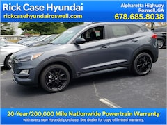 New 2019 Hyundai Tucson Night Wagon Roswell