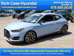 New 2019 Hyundai Veloster N Hatchback Roswell