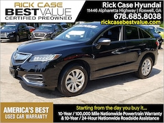 Used 2016 Acura RDX AWD w/Technology & Acurawatch Plus Pkg SUV Duluth