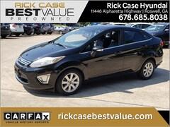 2012 Ford Fiesta SEL Sedan Roswell