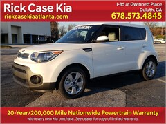 New 2019 Kia Soul Base Wagon Duluth