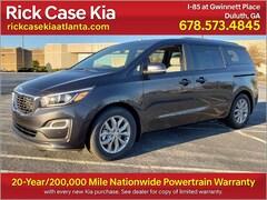 New 2019 Kia Sedona EX Minivan/Van Duluth