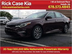 New 2019 Kia Optima LX Sedan Duluth