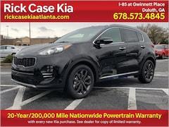 New 2019 Kia Sportage EX SUV Duluth