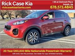 2019 Kia Sportage EX SUV