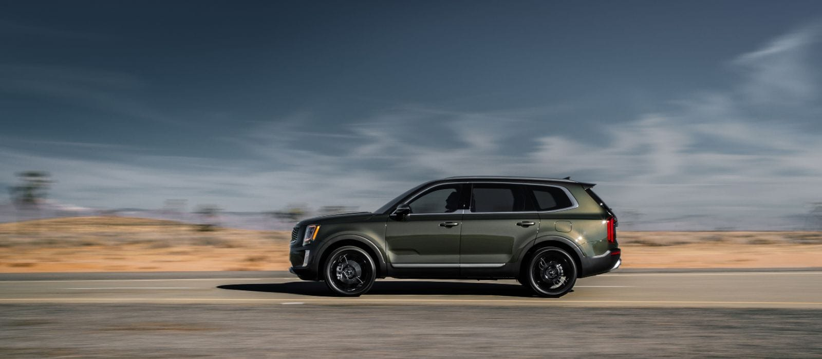 2020 Kia Telluride | Performance, Tech, & More