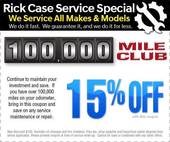Mazda Oil Change Coupon: Auto Service Specials Duluth