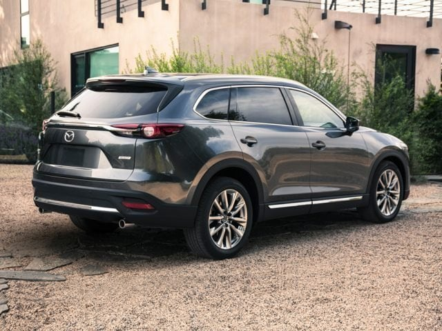 ... Mazda CX 9 Back View