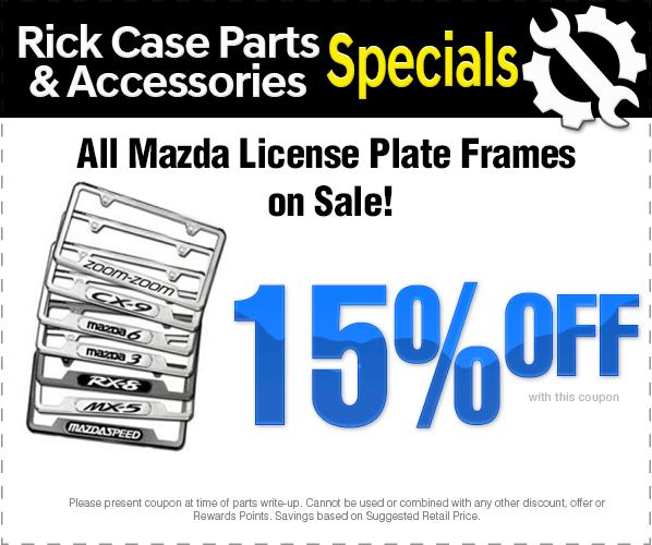 Mazda Parts Specials Duluth | Mazda Accessories Coupons Atlanta