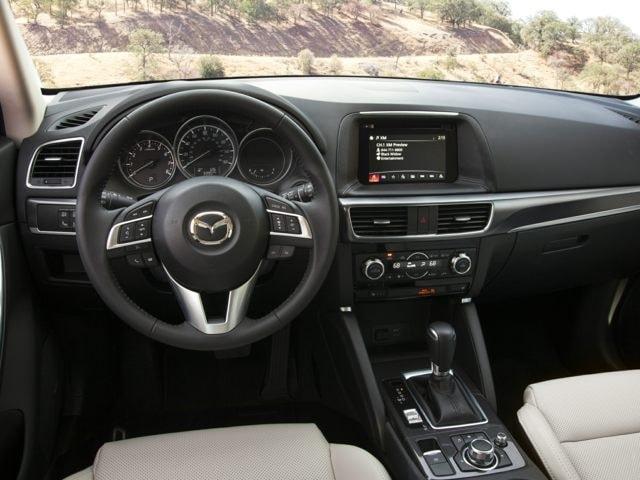 ... Mazda CX 5 Interior ...
