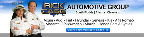 Rick Case Careers >> Rick Case Auto Group New Acura Volkswagen Audi Fiat Mazda