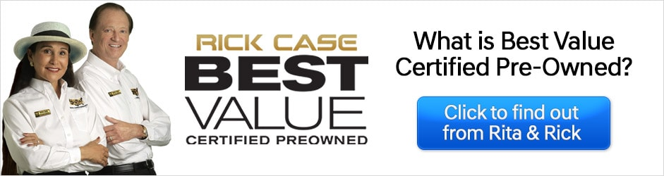 Pre Owned Inventory >> Pre Owned Inventory For Sale Rick Case Volkswagen Weston