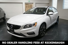Certified Pre-Owned 2018 Volvo V60 T5 Dynamic Wagon YV140MSL9J2393237 for sale in Denver, CO