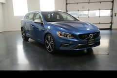 Used 2017 Volvo V60 T6 AWD R-Design Platinum Wagon for sale Denver,CO