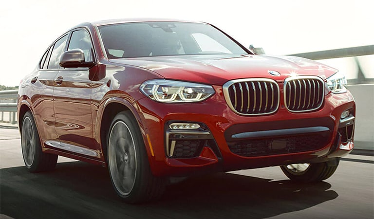 New 2021 BMW X4 Charleston South Carolina
