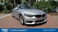 2019 BMW 4 Series 430i Sedan