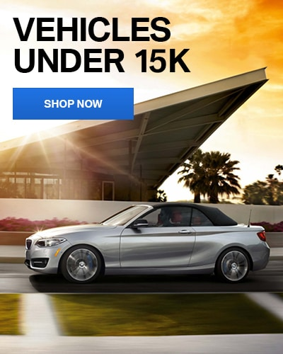Charlotte Used Car Specials