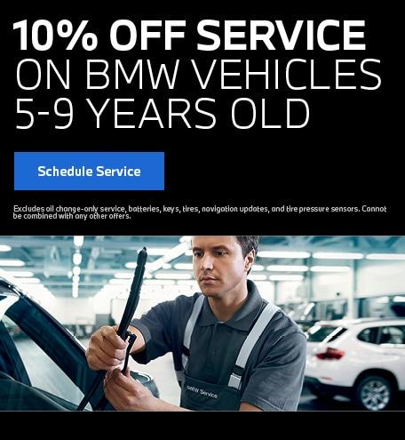 Service Parts Specials Bmw Service Coupons Rick Hendrick Bmw