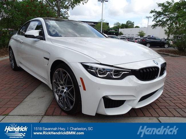 2020 BMW M4 Coupe Coupe