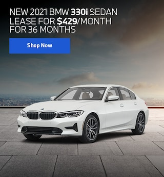New 2021 BMW 330i