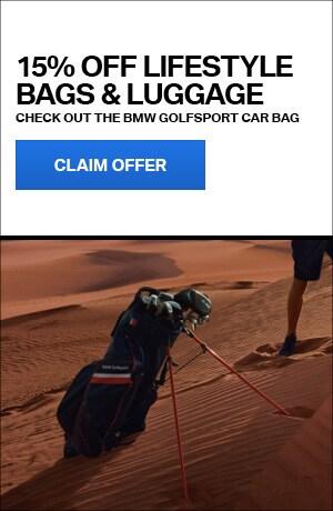 BMW Golftsport Car Bag