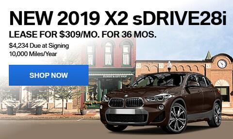 New 2019 X2 sDrive28i