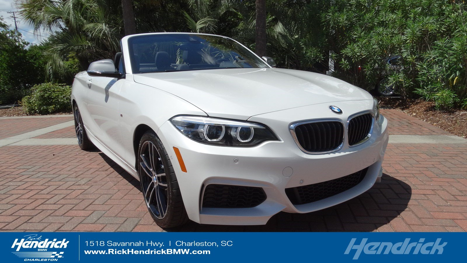 2019 BMW 2 Series M240i Convertible