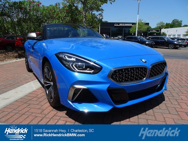 2020 Bmw Z4 M40i For Sale In Charleston Sc Convertible