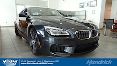 2019 BMW M6 Gran Coupe Sedan
