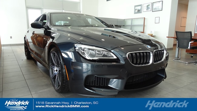 2019 Bmw M6 Gran Coupe For Sale In Charleston Sc Sedan Wbs6e9c52kg808439