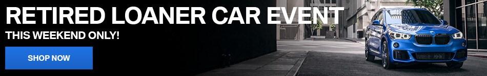 Retired Loaner Car Event