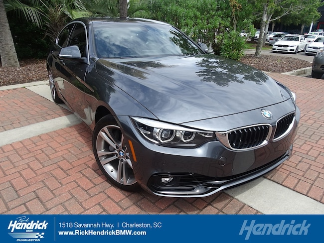 2019 BMW 4 Series 440i xDrive Sedan
