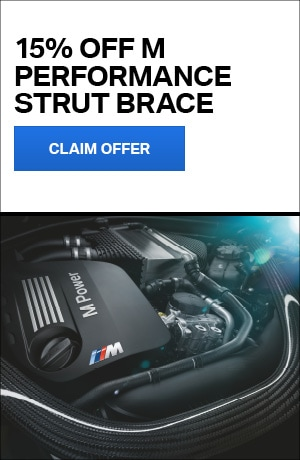 M Performance Strut Brace