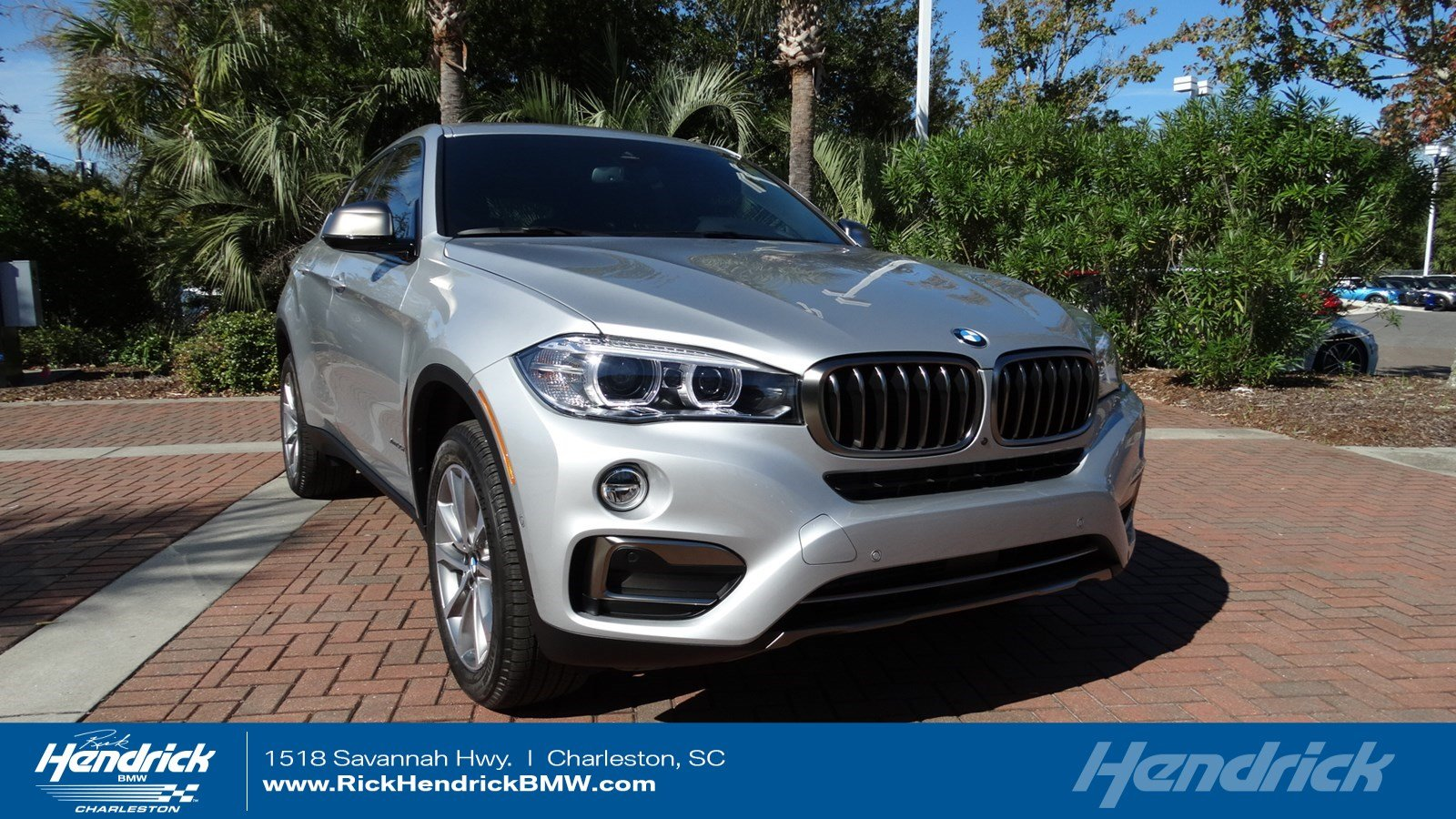 2019 Bmw X6 Xdrive35i For Sale In Charleston Sc Suv 5uxku2c50k0z63997