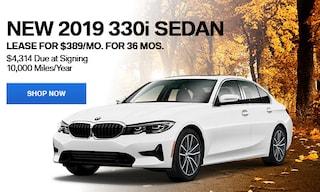 New 2019 330i Sedan