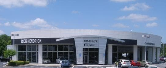 atlanta buick gmc dealership rick hendrick buick gmc in duluth ga. Black Bedroom Furniture Sets. Home Design Ideas