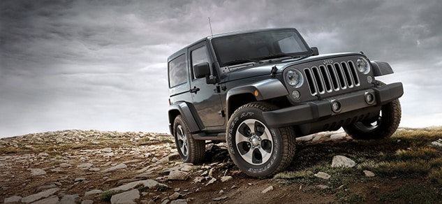Lease A New Jeep SUV