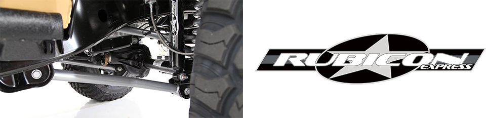 Rubicon Express Suspension
