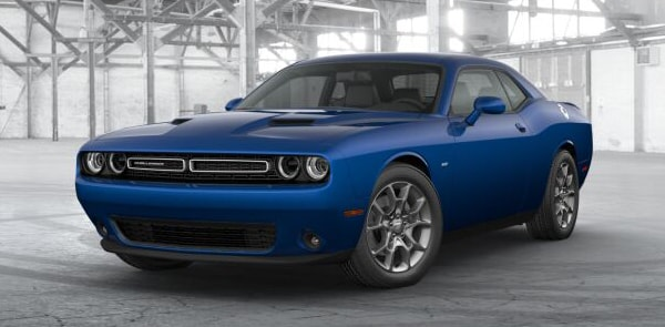 2017 Dodge Challenger GT All-Wheel Drive