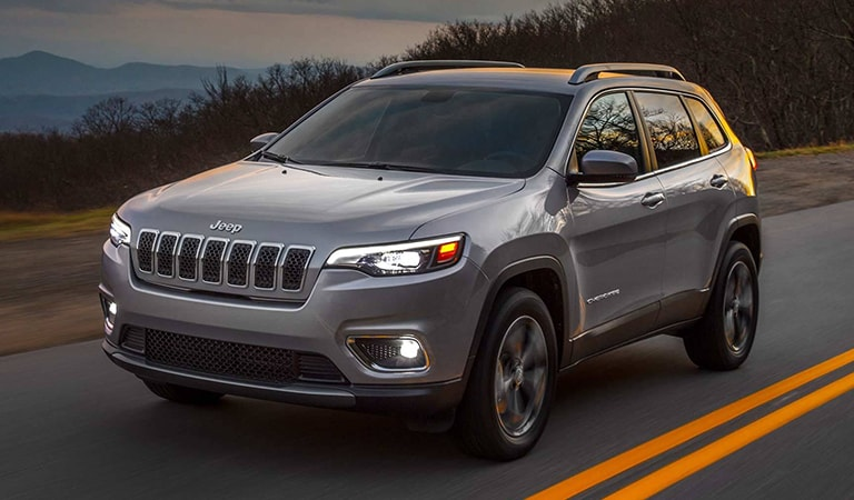 New Jeep Cherokee Atlanta GA