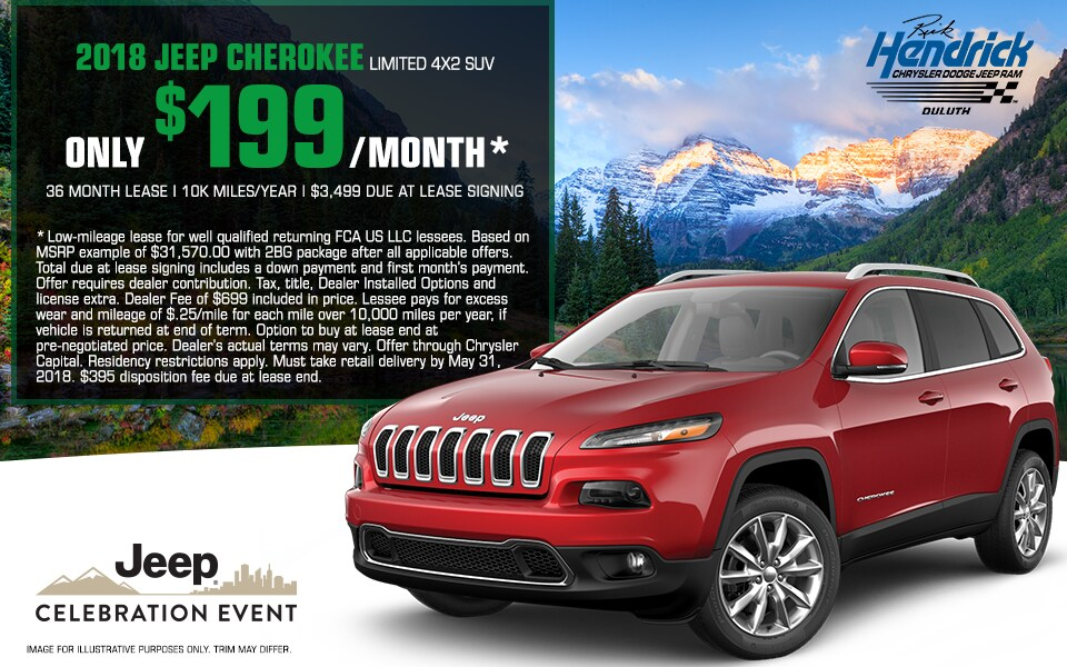 Good New Jeep Specials   Duluth, GA. New Chrysler Specials · New Dodge Specials  · New Ram Specials