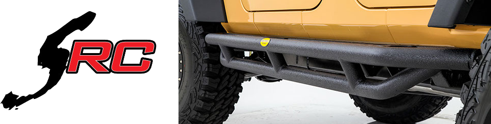 SRC Sidesteps & Rocker Guards