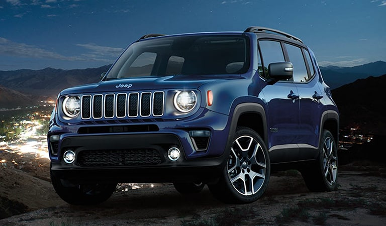 New Jeep Renegade Atlanta GA