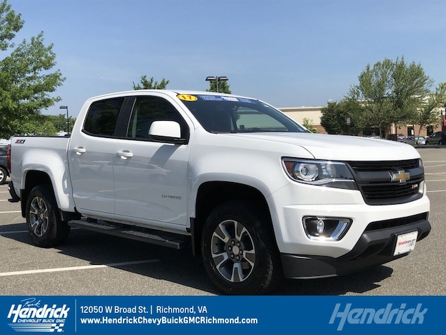 2017 Chevrolet Colorado 4WD Z71 Pickup