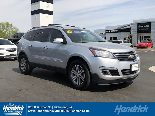 2015 Chevrolet Traverse LT SUV