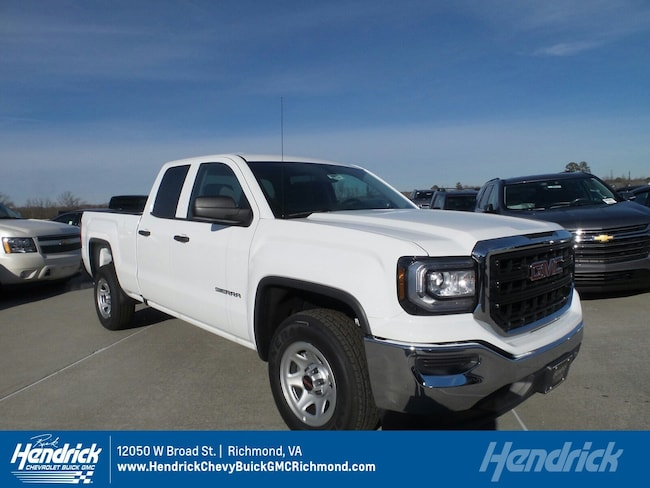 2019 GMC Sierra 1500 Limited 2WD Double Cab Pickup