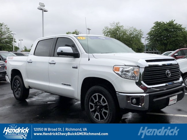 2017 Toyota Tundra 4WD Limited Pickup